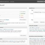 Wordpress 2.7 Backend