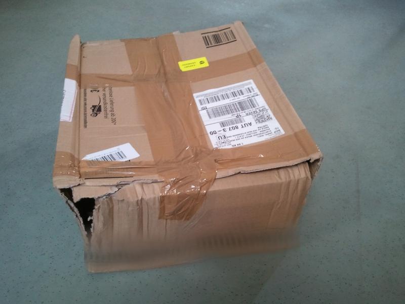 Wenn das Paket verliert - www.pc-howto.com