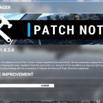 Microsoft Flightsimulator 2020 – Patches werden nicht installiert